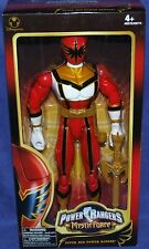 Power Rangers Mystic Force Super RED 12 Inch Ranger New Disney Exclusive 2006