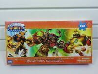 Skylanders Panoramic  Giants Puzzle 150pcs Brand New Sealed Mega Puzzles 6+