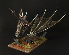 WARHAMMER AGE OF SIGMAR VAMPIRE COUNTS VAMPIRE LORD ON ZOMBIE DRAGON PAINTED - B