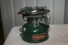 Coleman Model 502 Single Burner Camp Stove