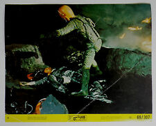 Original 1969 Journey To The Far Side Of The Sun FOH / Lobby Card Gerry Anderson