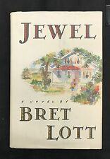 SIGNED 1st Ed, Jewel: A Novel by Bret Lott, DJ, Oprah Book Pick, Rare, VG