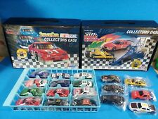 Huge Lot Of Racing Champions Nascar Cars & Cases
