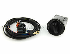 Adapter cable for Fog Lights VW Polo 9N3 HB4 + Headlight Fog Light Switch