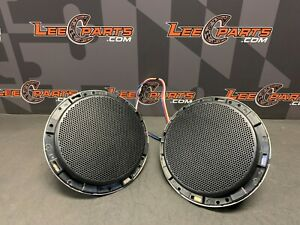 2014 FORD MUSTANG GT COUPE OEM FRONT DRIVER PASSENGER SPEAKERS