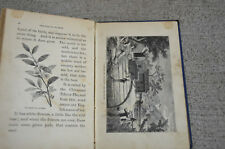 Antique 1883 Hardcover Book STORIES ABOUT SUGAR TEA COFFEE ETC Aunt Martha KIRBY