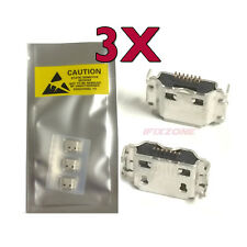 3 X New Micro USB Charging Port Charger For Samsung Galaxy S2 Infuse 4G i997 USA
