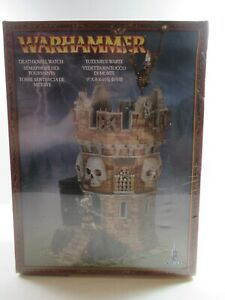 "Sealed ""DEATHKNELL WATCH"" CITADEL MINIATURES SET (Warhammer) 2011 Tower"