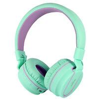 RockPapa Stereo Wireless Bluetooth Headphones Foldable for iPhone iPad iPod