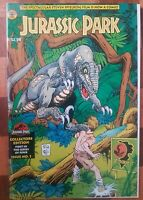 Topps Comics Jurassic Park Comic # 1 1993 First Special Collectors' Edition.