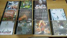 Eminem 11 CDs includes Infinite Slim Shady Ep mixtape CD Dr Dre D12 rap hip hop