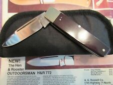 Vintage AG Russell Hen & Rooster Rare Model 772 Unused. Excellent