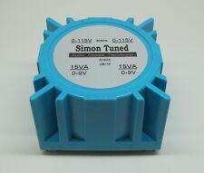 30VA AC115/230V 18V x2 Simon Tuned Encapsulated Toroidal Power Transformer
