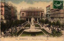 CPA MARSEILLE Place de la Bourse (404652)