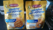 Pastefrolle Biscuits (Balocco) 700g (24.6 oz) Plus Free Ciambelle Biscuits