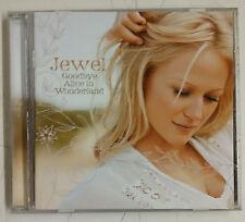 Jewel Goodbye Alice In Wonderland CD UK 2006