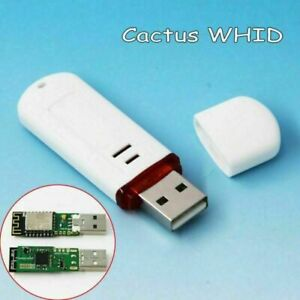 Cactus WHID+USB Case WiFi HID Injector An USB Rubberducky On Steroids Quality