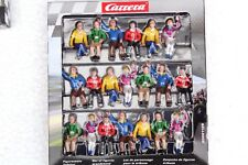 Carrera 21129 20 Spectator / Audience Figure Set 1/24 & 1/32 Slot Car Accessory