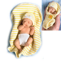 0302196003 Ashton Drake Bundle of Sunshine 4'' Baby Doll by Sherry Rawn