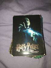 HARRY POTTER & The Order of the Phoenix TRADING CARD SET 90 Cards