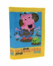 Peppa Pig George Wallet - A great practical gift for the Peppa Pig fan!