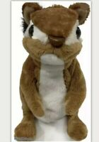 FurReal Friends CHIPMUNK SQUIRREL Baby INTERACTIVE Animated Pet Hasbro 2009