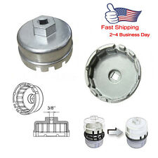 Oil Filter Housing Tool Remover Cap Wrench 14 Flutes for Toyota/Scion/Lexus #s