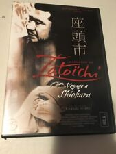 Zatoichi - Voyage à Shiobara - French DVD Region 2 japonais / francais