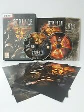 Stalker Call of Pripyat Special Ed (PC) Region Free Complete Discs Mint Rare NJ2