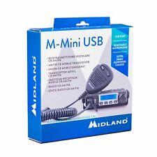 C1262 M-MINI Usbcb Convey Ultra Compact 27mhz Am/Fm 40 Ch Original MIDLAND