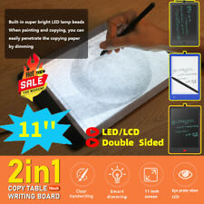 11'' Electronic Digital LCD Writing Tablet Drawing Board Graphics for Kid Gift