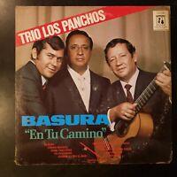 """Trio Los Panchos """"Basura (En Tu Camino)"""" Vinyl Record LP"""