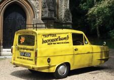 ONLY FOOLS AND HORSES TROTTER YELLOW VAN A3 POSTER PRINT YF1194