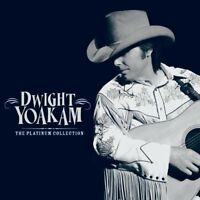 DWIGHT YOAKAM The Platinum Collection Best Of CD BRAND NEW
