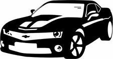 2 x Chevrolet Camaro Sticker Decal Aufkleber 15 cm breit Tuning JDM