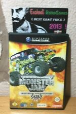 """Monster Jam: Maximum Destruction""  GameCube  (Pal Esp.) - Completo"