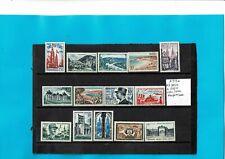 1954 Lot France Neufs** Luxe Avec Série  N°975** à N°988**