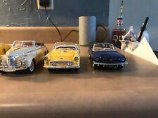 6 Metal Classic Cars