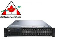DELL POWEREDGE R720 16-BAY 2X 6-CORE E5-2640 64GB RAM 2X 300Gb 10K SAS  H710