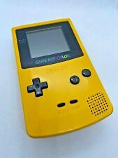GAMEBOY COLOR GELB Nintendo Game Boy Color