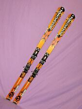 New listing Rossignol Radical Racing Rx Wc 167cm Fis jr race skis w Rossignol 120 bindings ~