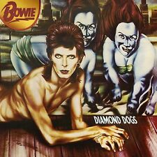David Bowie DIAMOND DOGS 180g REMASTERED Gatefold PARLOPHONE New Sealed Vinyl LP