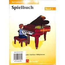 Klavierschule - Spielbuch 3 & Mitspiel-CD - Klaviernoten [Musiknoten]