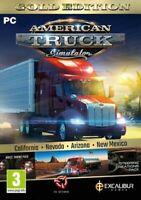 American Truck Simulator GOLD Edition Steam Key  (PC/MAC/LINUX) - Region Free -