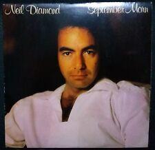 NEIL DIAMOND SEPTEMBER MORN VINYL LP AUSTRALIA