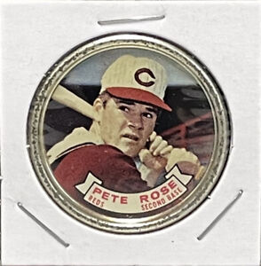 Pete Rose - 1964 - Cincinnati Reds - Baseball Coin #82