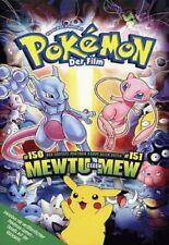 Pokemon - Der Film   ( Mewtu gegen Mew )   - NEU / OVP