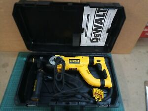 DEWALT D25223K 1-Inch D-Handle SDS Rotary, Manufacture Refurbished in Case