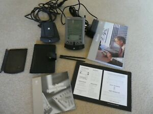 Palm Pilot Vx with 3 Stylus, 2 Charging Stands, Bally Leather Case and Software