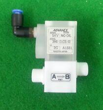 Advance Sav-2640-131Cbi-02 Corrosion Resisting Diaphragm Valve, Used